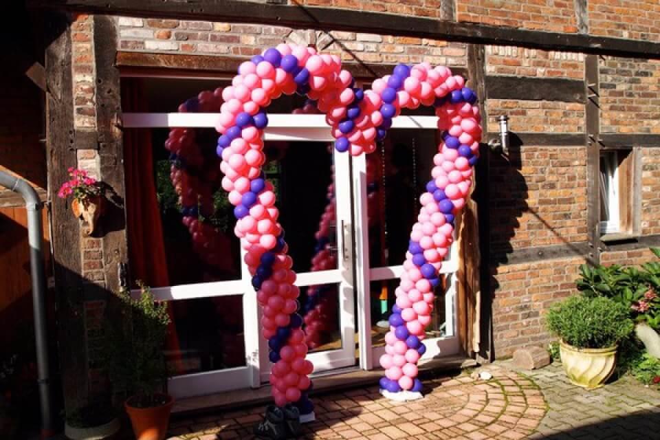 happu krenz luftballon dekoration und entertainment. Black Bedroom Furniture Sets. Home Design Ideas
