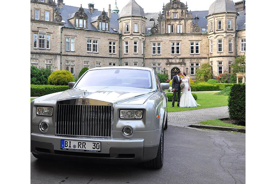Hochzeitsauto bielefeld